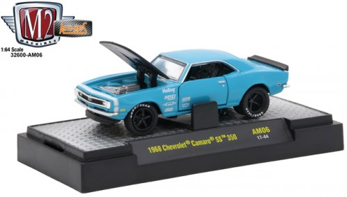 Auto-Mods Release 6 - 1968 Chevrolet Camaro SS 350