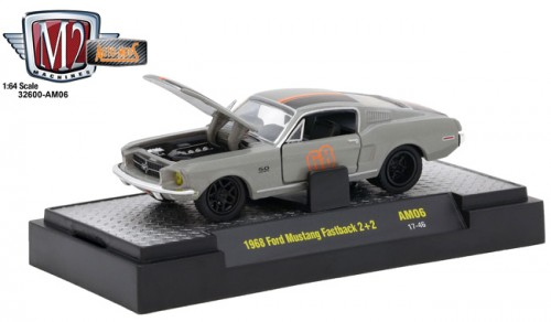 Auto-Mods Release 6 - 1968 Ford Mustang Fastback 2+2