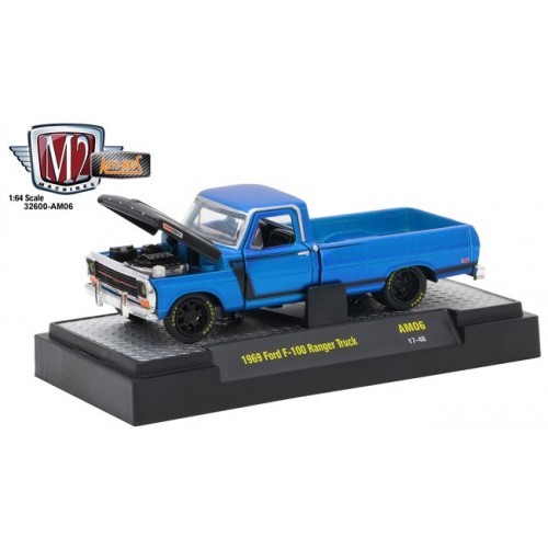 Auto-Mods Release 6 - 1969 Ford F-100 Ranger Truck