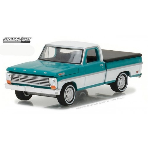 Hobby Exclusive - 1969 Ford F-100 Pickup
