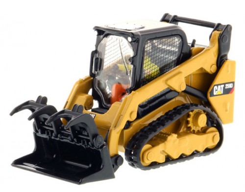 Diecast Masters Caterpillar 259D Compact Track Loader