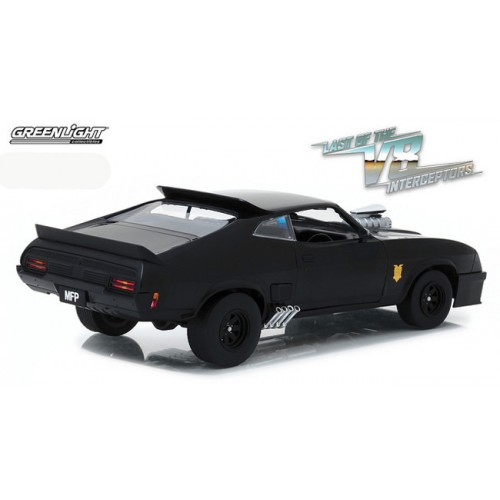 Hollywood Series 1973 Ford Falcon XB - Last of the V8 Interceptors