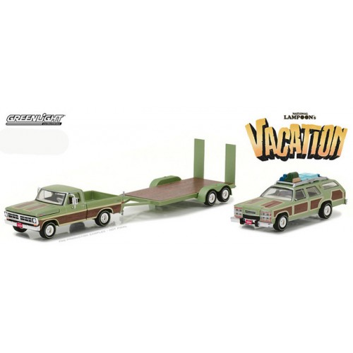 Hollywood Hitch and Tow Series 4 - National Lampoon's Vacation