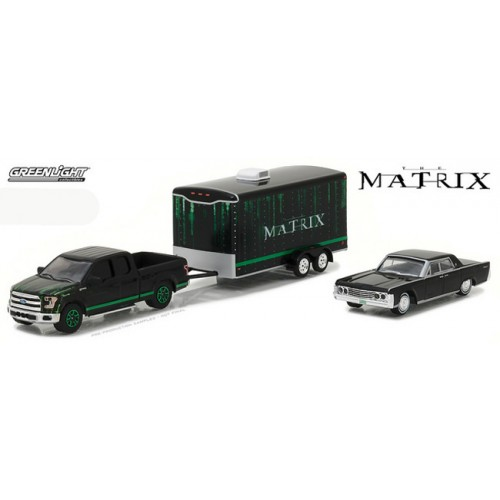 Hollywood Hitch and Tow Series 4 - The Matrix
