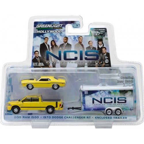 Hollywood Hitch and Tow Series 4 - NCIS
