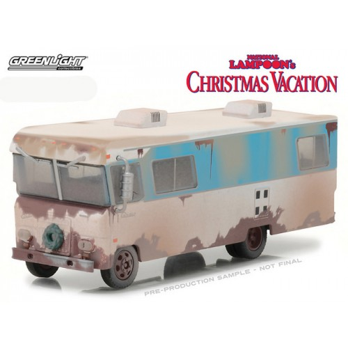 HD Trucks Series 10 - 1972 Condor II RV Christmas Vacation