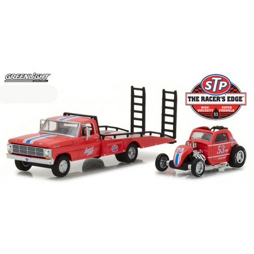 HD Trucks Series 10 - 1968 Ford F-350 Ramp Truck