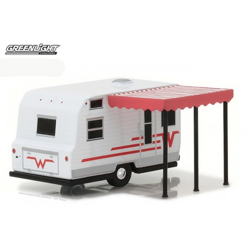 Hitched Homes Series 3 - 1965 Winnebago 216 Travel Trailer