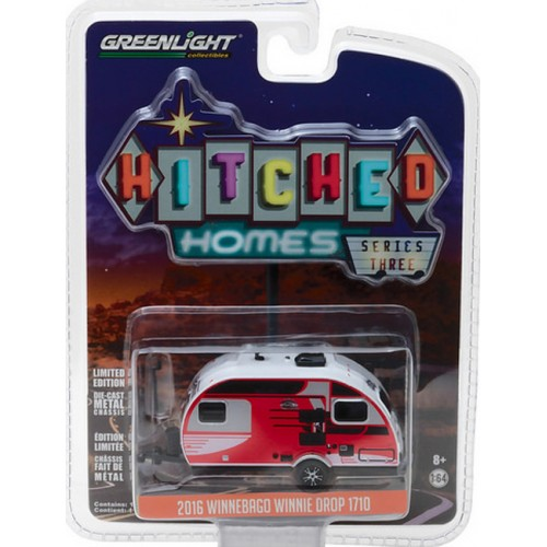 Hitched Homes Series 3 - 2016 Winnebago Winnie Drop 1710