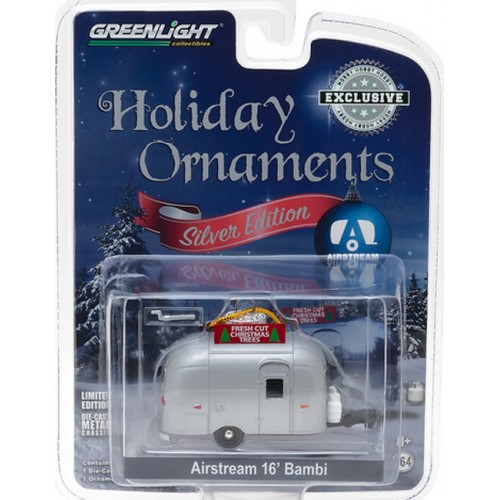 Hobby Exclusive - Airstream Bambi Holiday Ornament