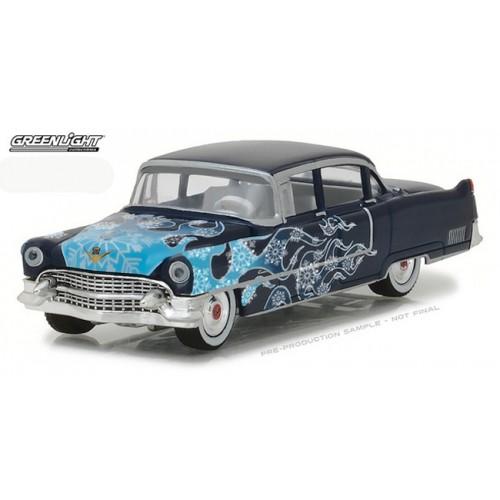 Holiday Ornaments 2017 Series 2 - 1955 Cadillac Fleetwood Series 60