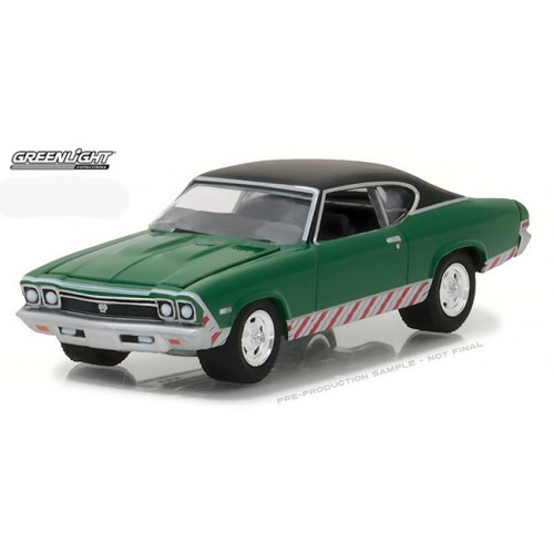 Holiday Ornaments 2017 Series 2 - 1968 Chevy Chevelle SS