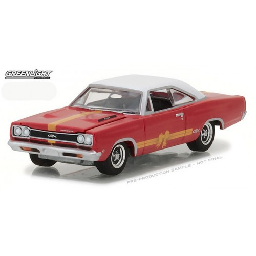 Holiday Ornaments 2017 Series 2 - 1968 Plymouth GTX