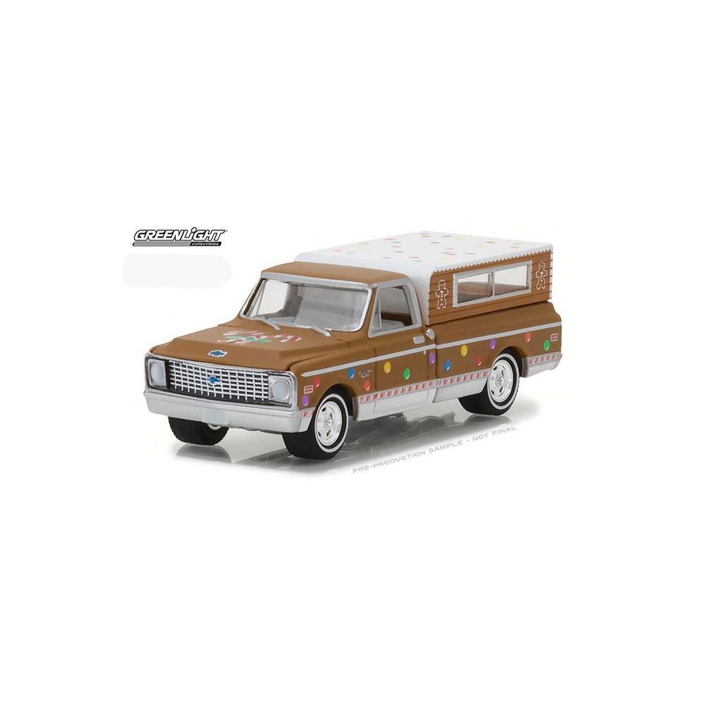 Chevrolet Camper Shell: Greenlight Holiday Ornaments Series 2