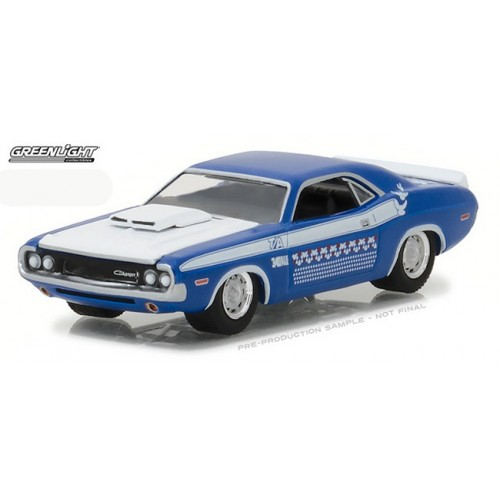 Holiday Ornaments 2017 Series 2 - 1970 Dodge Challenger T/A