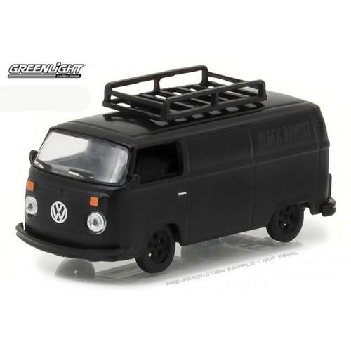 Black Bandit Series 18 - 1974 Volkswagen Type 2 Panel Van