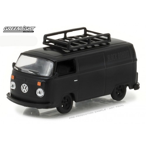 Black Bandit Series 18 - 1974 Volkswagen Type 2 Panel Van