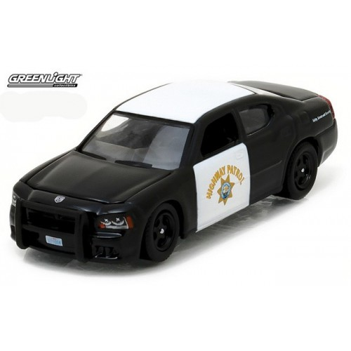 Greenlight Hot Pursuit Series 22 - 2008 Dodge Charger California Highway Patrol