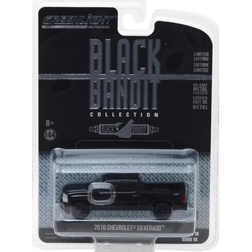 Black Bandit Series 18 - 2016 Chevrolet Silverado