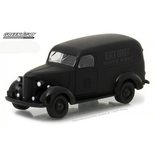 Black Bandit Series 18 - 1939 Chevrolet Panel Truck