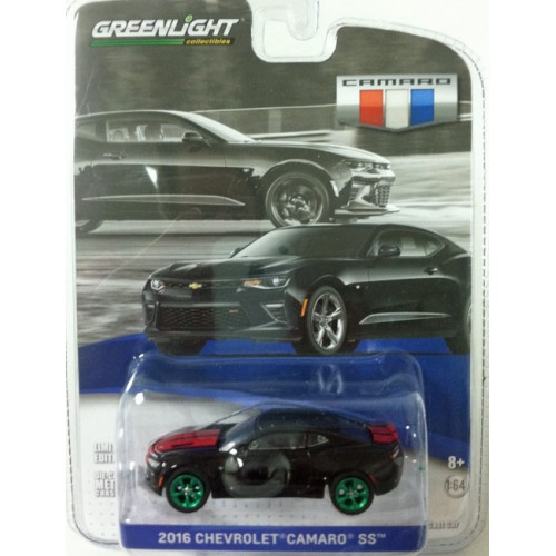 General Motors Collection Series 1 - 2016 Chevy Camaro SS GREEN MACHINE