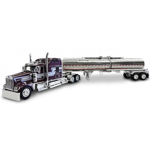 DCP Kenworth ICON 900 and Brenner Chemical Tanker - Fleenor Brothers