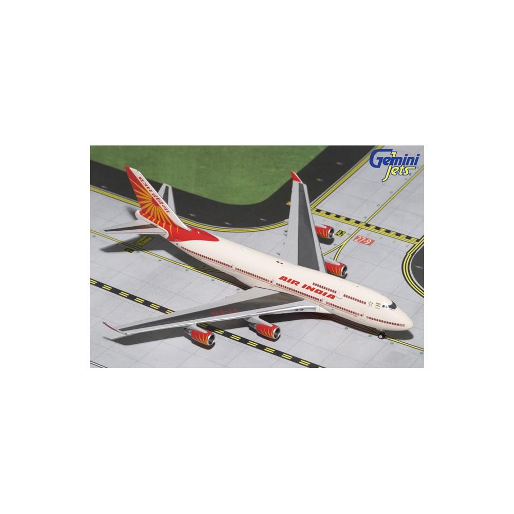 Gemini Jets Boeing 747-400 Air India
