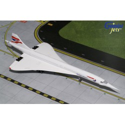 Gemini Jets Concorde British Airways