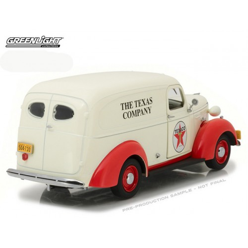 Running on Empty - 1939 Chevrolet Panel Truck Texaco