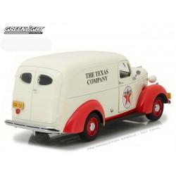 Running on Empty - 1939 Chevrolet Panel Truck Texaco