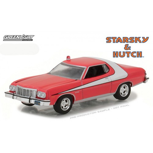Hollywood Series 18 - 1976 Ford Gran Torino Starsky and Hutch