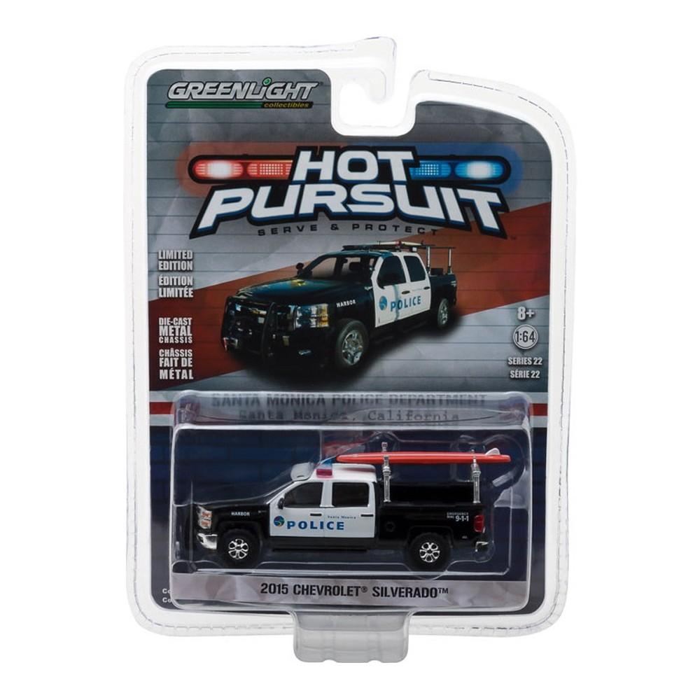 Hot Pursuit Series 22 - 2015 Chevrolet Silverado