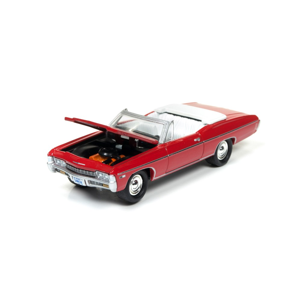 Johnny Lightning Muscle Cars USA Release 3A - 1968 Chevy Impala