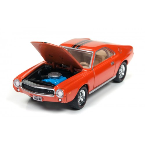 Johnny Lightning Muscle Cars U.S.A - 1969 AMC AMX