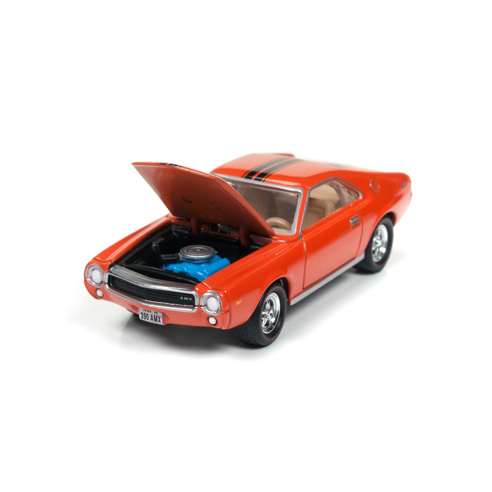 Johnny Lightning Muscle Cars USA Release 3A - 1969 AMC AMX