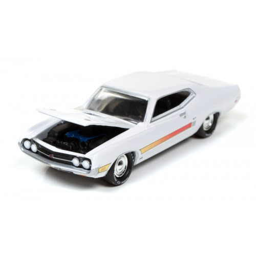 Johnny Lightning Muscle Cars U.S.A - 1970 Ford Torino GT