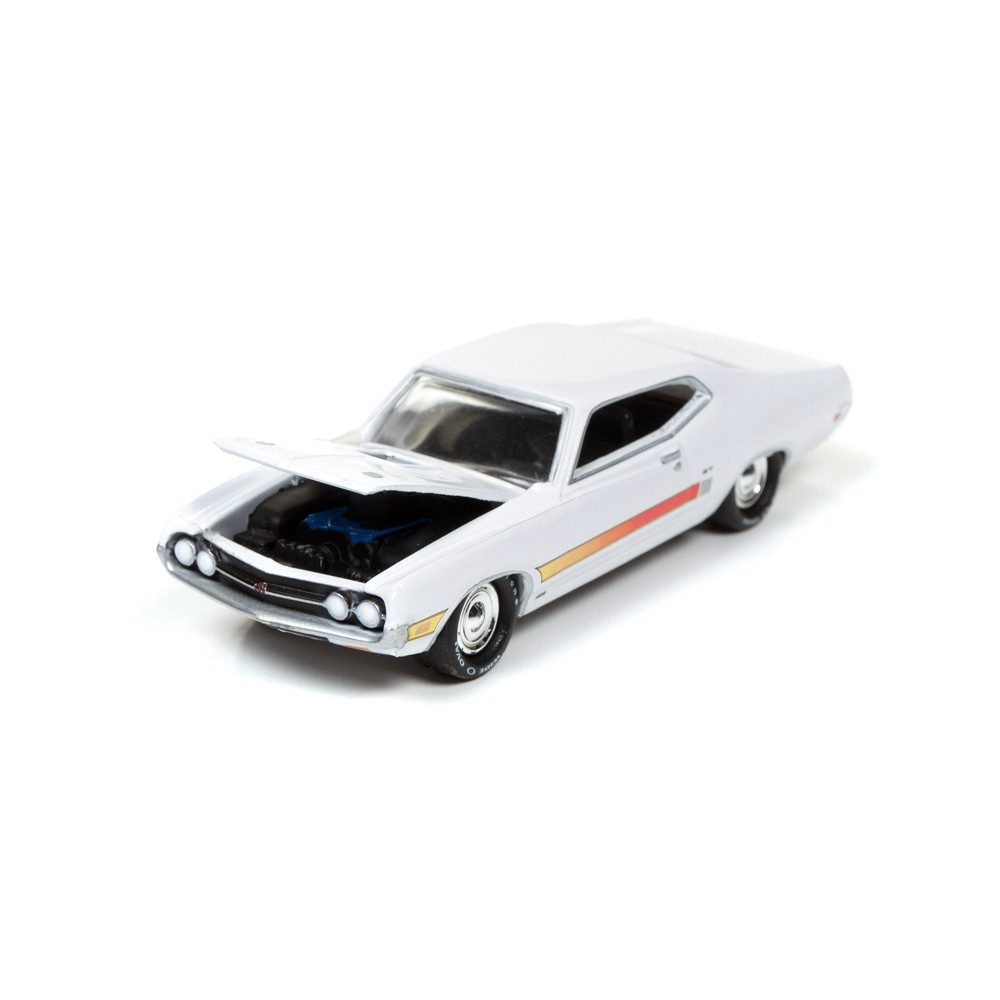 Johnny Lightning Muscle Cars USA Release 3C - 1970 Ford Torino GT