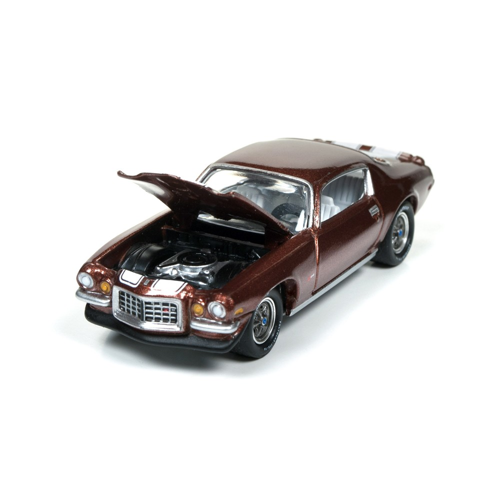 Johnny Lightning Muscle Cars Usa Release 3d 1970 Chevy Camaro Z28