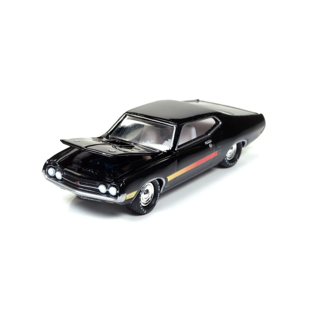 Johnny Lightning Muscle Cars USA Release 3D - 1970 Ford Torino GT