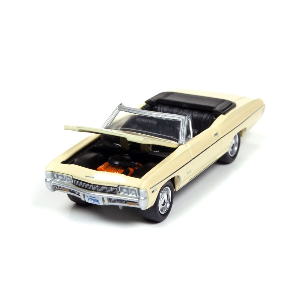 Johnny Lightning Muscle Cars USA Release 3D - 1968 Chevy Impala