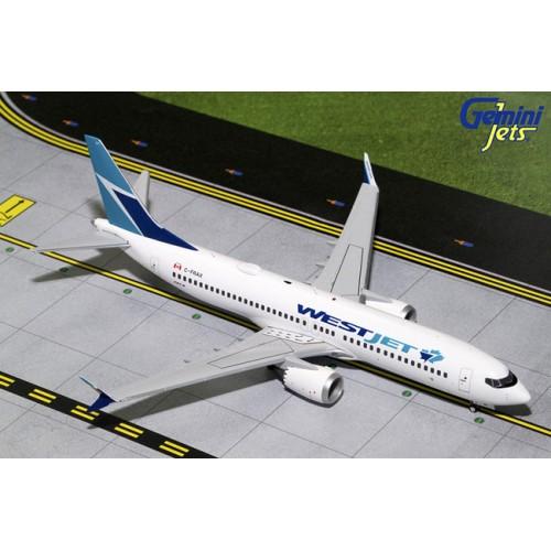 Gemini Jets Boeing 737 Max 8 Westjet