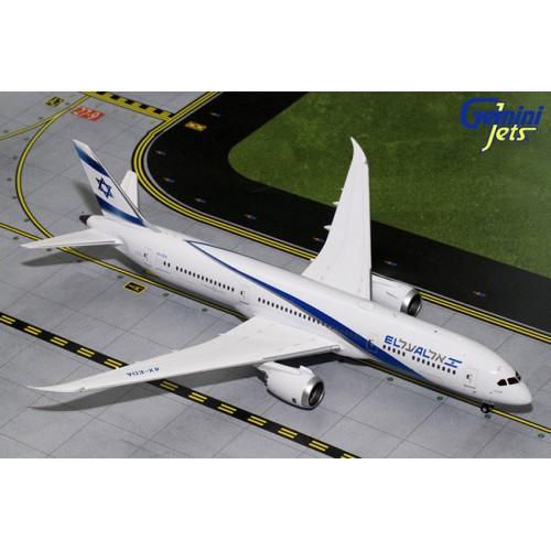 Gemini Jets Boeing 787-9 EL AL