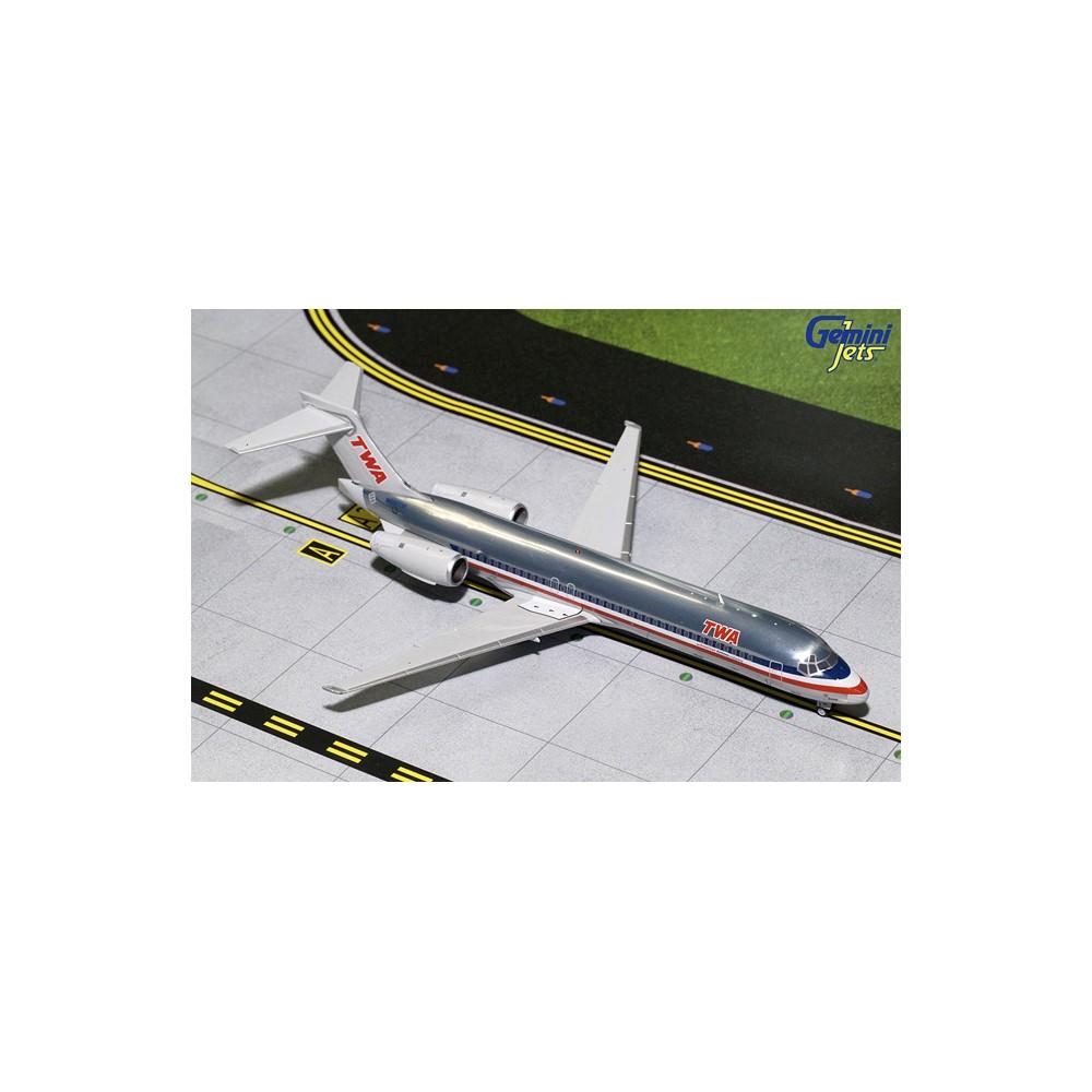 Gemini Jets Boeing 717 TWA / American