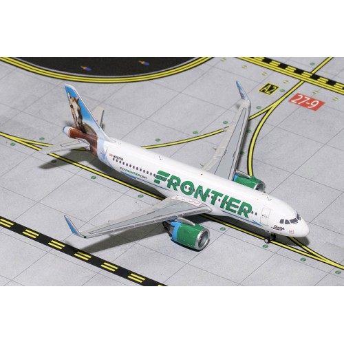 Gemini Jets Airbus A320neo Frontier Airlines