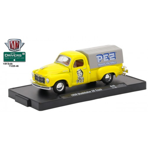 Drivers Release 46 - 1950 Studebaker 2R Truck
