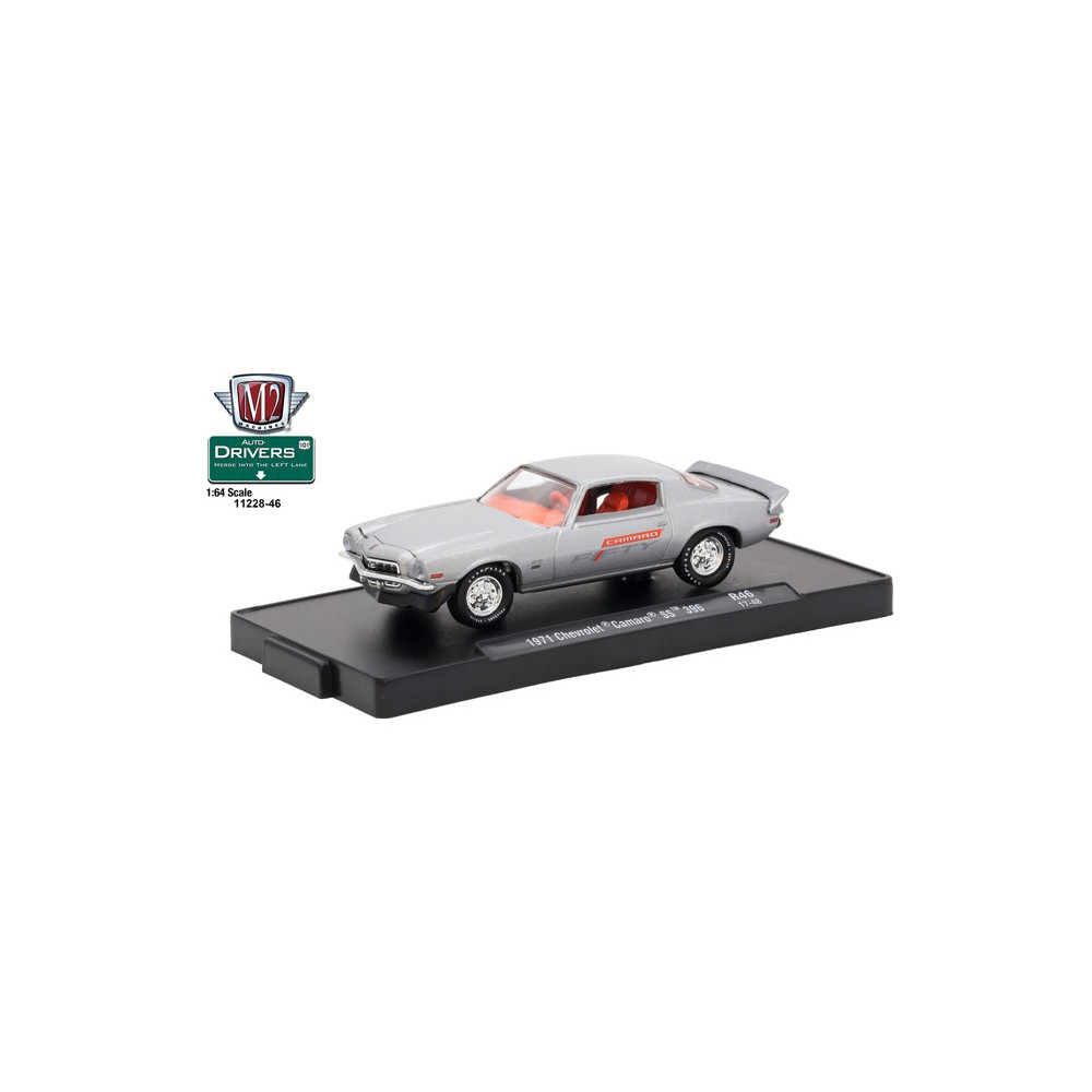 Drivers Release 46 - 1971 Chevrolet Camaro SS 396