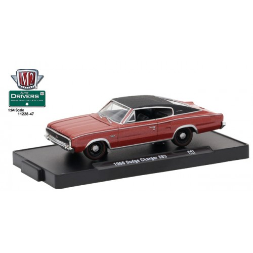 Drivers Release 47 - 1966 Dodge Charger 383