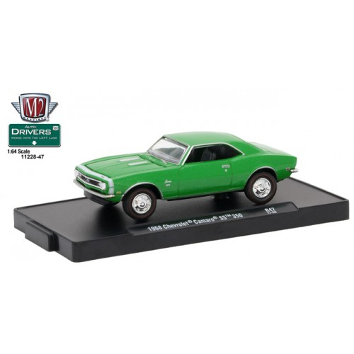 Drivers Release 47 - 1968 Chevrolet Camaro SS 350