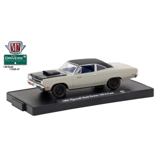 Drivers Release 47 - 1969 Plymouth Road Runner 440 6-Pack