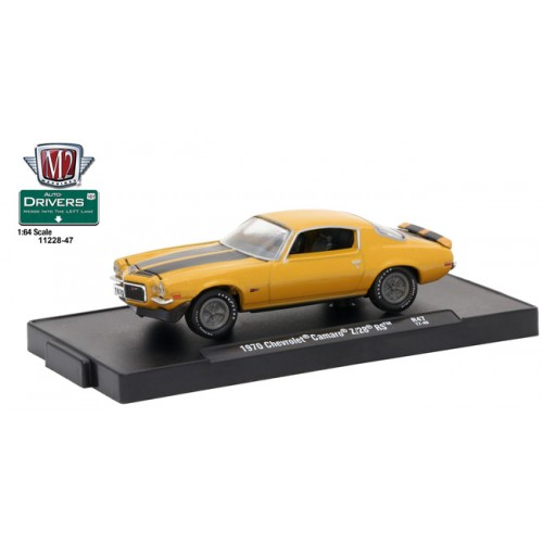 Drivers Release 47 - 1970 Chevrolet Camaro Z28 RS